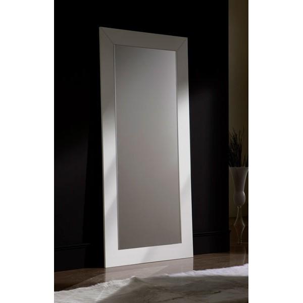 Espejo con moldura lacada ultrabrillante imagina tu cuadro soluciones decorativas a medida - Espejos a medida ...