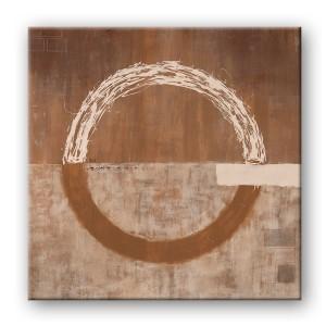 "Óleo sobre lienzo ""Cercle of Life"""