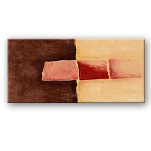 "Óleo sobre lienzo ""Red Lands"""