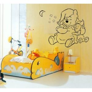 """Vinilo infantil """"Winnie de Pooh"""""""