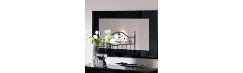 Espejos decorativos con moldura imagina tu cuadro for Espejos decorativos sin marco